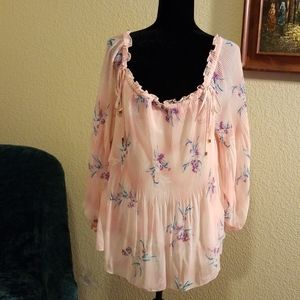 Lane BRYANT  sz 18/20 blouse